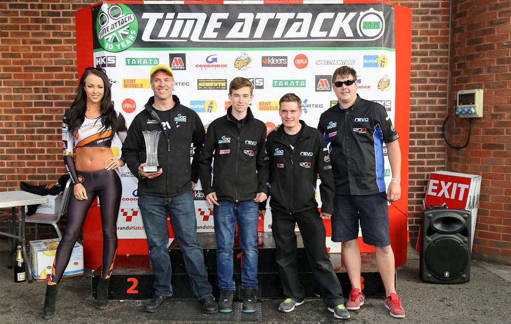 Podium Best Team